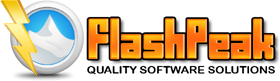 FlashPeak Logo